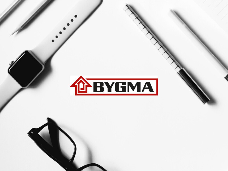 Logotyp BYGMA Sverige | IT Software