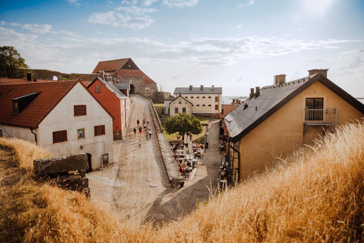 Varbergs fästning och Hallands kulturhistoriska museum | IT Software