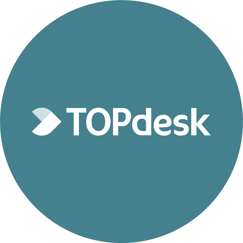 Logotyp TOPdesk | IT Software