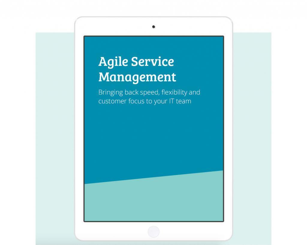 E-book Agil ITSM & Scrum