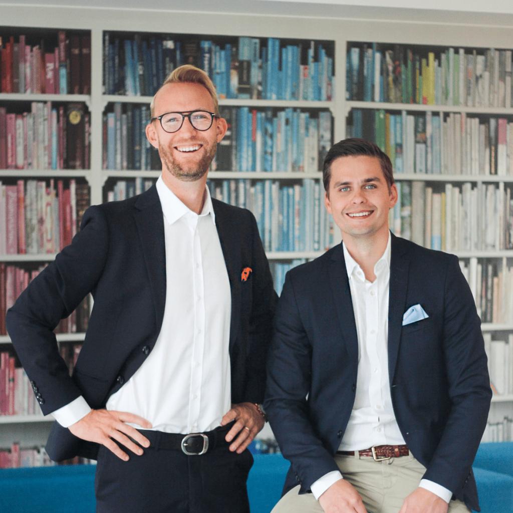 Möt grundarna av IT Software- Jon Werkander och Christian Engarås